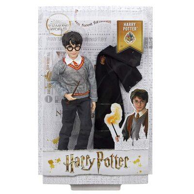 Кукла Гарри Поттер - Гарри Поттер (Mattel Harry Potter Doll) (фото, вид 1)