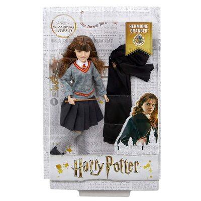 Кукла Гермиона Грейнджер - Гарри Поттер (Mattel Harry Potter Hermione Granger Doll) (фото, вид 1)