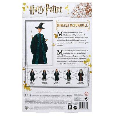 Кукла Минерва Макгонагалл (Mattel Harry Potter Minerva McGonagall Doll) (фото, вид 2)