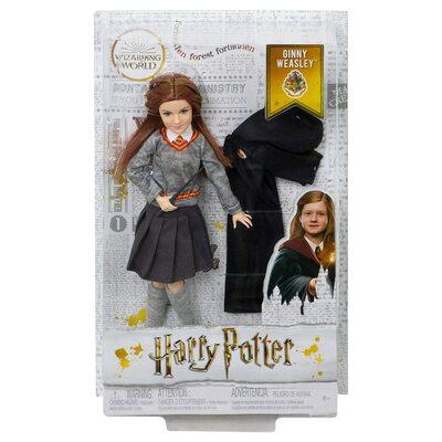 Кукла Джинни Уизли - Гарри Поттер (Mattel Harry Potter Ginny Weasley Doll) (фото, вид 1)