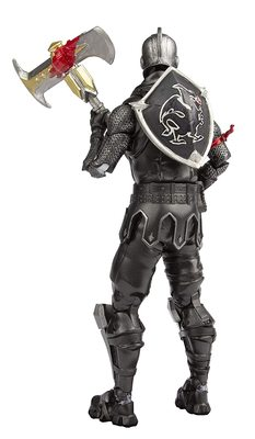 Чёрный Рыцарь - Премиум Фортнайт (McFarlane Toys Fortnite Black Knight Premium Action Figure) (фото, вид 1)