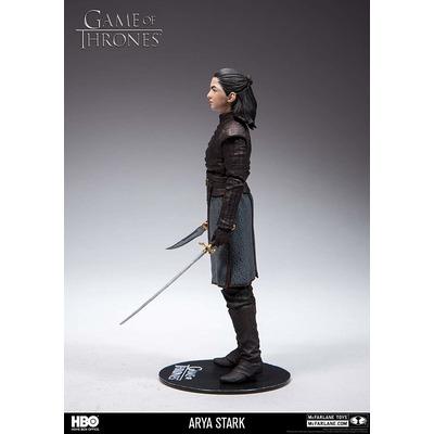 Игра престолов Арья Старк Коллекционная фигура (McFarlane Toys 10654-1 Game of Thrones Arya Stark Action Figure) (фото, вид 1)