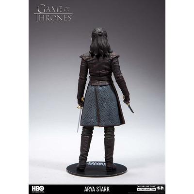 Игра престолов Арья Старк Коллекционная фигура (McFarlane Toys 10654-1 Game of Thrones Arya Stark Action Figure) (фото, вид 2)