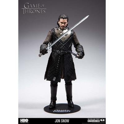 Игра престолов Джон Сноу (McFarlane Toys 10651-0 Game of Thrones Jon Snow Action Figure) (фото, вид 1)