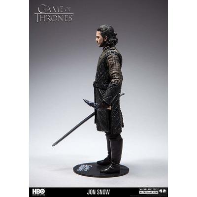 Игра престолов Джон Сноу (McFarlane Toys 10651-0 Game of Thrones Jon Snow Action Figure) (фото, вид 2)