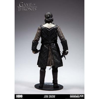 Игра престолов Джон Сноу (McFarlane Toys 10651-0 Game of Thrones Jon Snow Action Figure) (фото, вид 3)