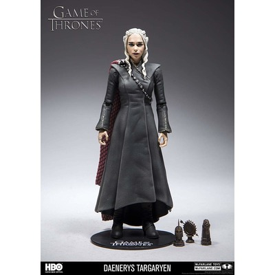 Игра престолов Дейенерис Таргариен (McFarlane Toys 10652-7 Game of Thrones Daenerys Targaryen Action Figure) (фото, вид 1)