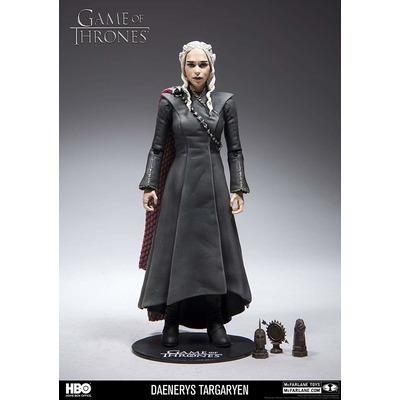 Игра престолов Дейенерис Таргариен (McFarlane Toys 10652-7 Game of Thrones Daenerys Targaryen Action Figure) (фото, вид 1)