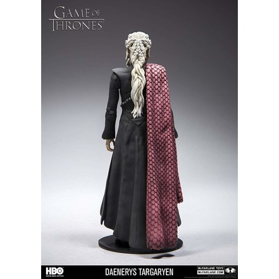 Игра престолов Дейенерис Таргариен (McFarlane Toys 10652-7 Game of Thrones Daenerys Targaryen Action Figure) (фото, вид 2)
