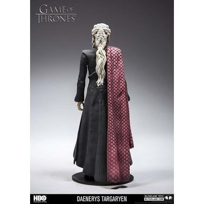 Игра престолов Дейенерис Таргариен (McFarlane Toys 10652-7 Game of Thrones Daenerys Targaryen Action Figure) (фото, вид 2)