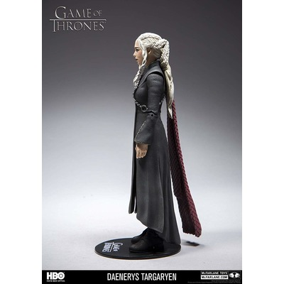 Игра престолов Дейенерис Таргариен (McFarlane Toys 10652-7 Game of Thrones Daenerys Targaryen Action Figure) (фото, вид 3)