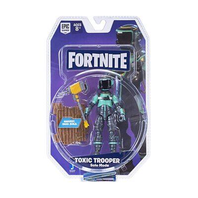 Фигурка Фортнайт - Токсичный солдат (Fortnite Solo Mode Core Figure Pack, Toxic Trooper) (фото, вид 1)