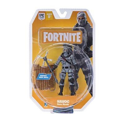 Фигурка Фортнайт - Опустошитель (Fortnite Solo Mode Core Figure Pack, Havoc) (фото, вид 1)