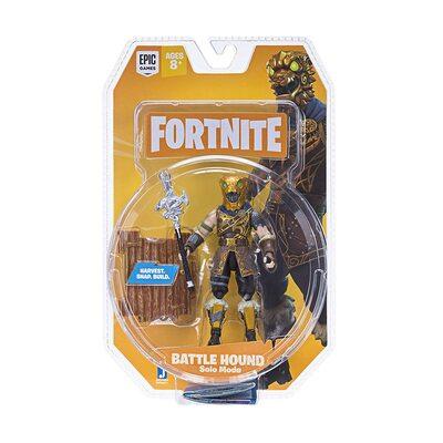 Фигурка Фортнайт - Бойцовская гончая (Fortnite Solo Mode Core Figure Pack, Battle Hound) (фото, вид 1)
