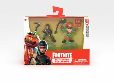 Королевская битва Фортнайт: Синьор помидор и Теневой агент (Fortnite Battle Royale Collection: Tomatohead & Shadow Ops) (фото, вид 1)