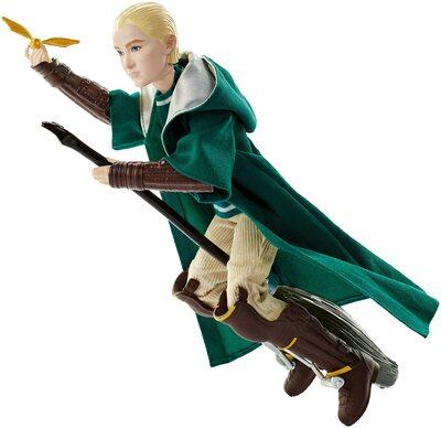 Кукла Драко Малфой - Серия игры Квиддич (Harry Potter Quidditch Draco Malfoy) (фото, вид 1)