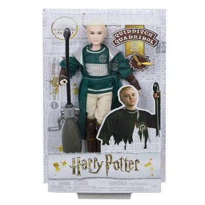Кукла Драко Малфой - Серия игры Квиддич (Harry Potter Quidditch Draco Malfoy) (фото, вид 2)