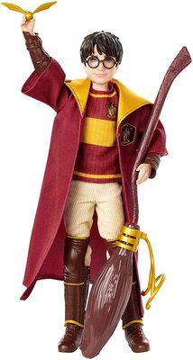 Кукла Гарри Поттер - Серия игры Квиддич (Harry Potter Quidditch Harry Potter) (фото, вид 1)