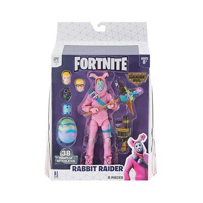 Опасный кролик - Легендарная серия Фортнайт (Fortnite Legendary Series Figure, Rabbit Raider) (фото, вид 1)