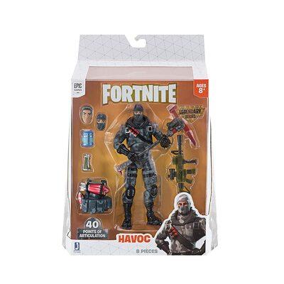 Опустошитель - Легендарная серия Фортнайт (Fortnite Legendary Series Figure, Havoc) (фото, вид 1)