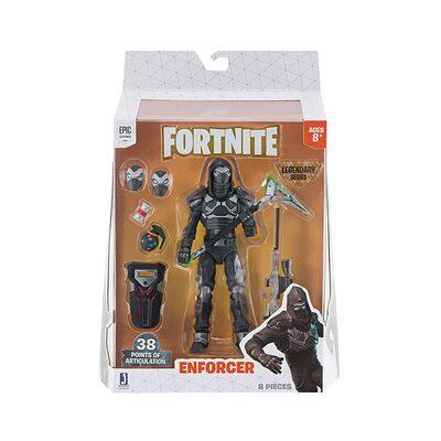 Штурмовик - Легендарная серия Фортнайт (Fortnite Legendary Series Figure, Enforcer) (фото, вид 1)