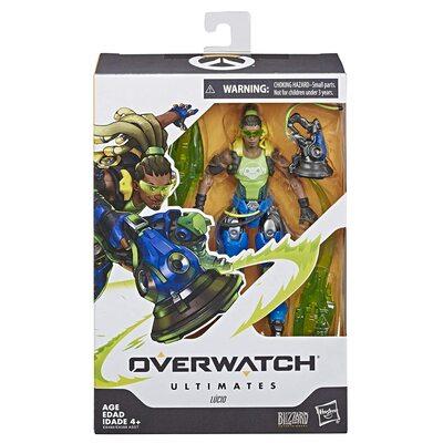 Лусио - фигурка Overwatch (Hasbro Overwatch Ultimates Series Lucio Collectible Action Figure) (фото, вид 1)