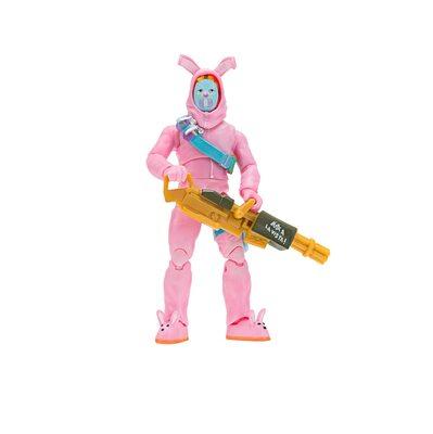 Конструктор Фортнайт - Turbo Builder - Опасный кролик и Вертекс (89 деталей) (Fortnite Turbo Builder Set 2 Figure Pack, Rabbit Raider & Vertex) (фото, вид 2)