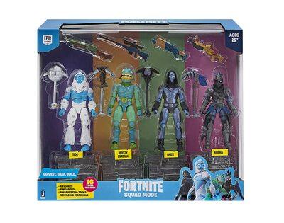 Отряд Фортнайт - серия 2 (Fortnite Squad Mode 4-Figure Pack, Series 2) (фото, вид 1)