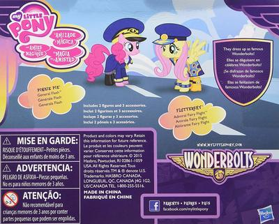 "Флаттершай и Пинки Пай - ""Дружба - это магия"" (My Little Pony Friendship is Magic Wonderbolts Fluttershy & Pinkie Pie GENERAL) (фото, вид 2)"