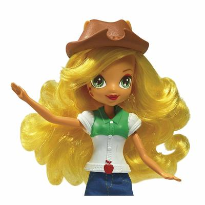 Кукла Эпплджек - Девушки Эквестрии из серии Коллекция (My Little Pony Equestria Girls Collection Applejack) (фото, вид 2)