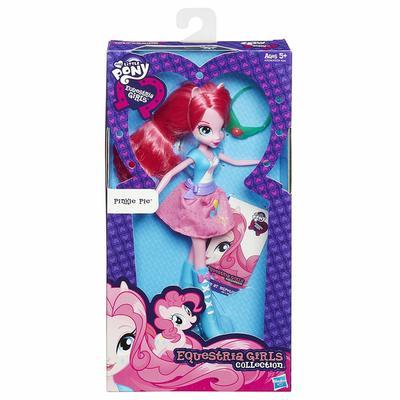 Кукла Пинки Пай - Девушки Эквестрии из серии Коллекция (My Little Pony Equestria Girls Collection Pinkie Pie) (фото, вид 1)