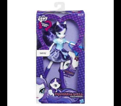 Кукла Рарити - Девушки Эквестрии из серии Коллекция (My Little Pony Equestria Girls Collection Rarity) (фото, вид 1)