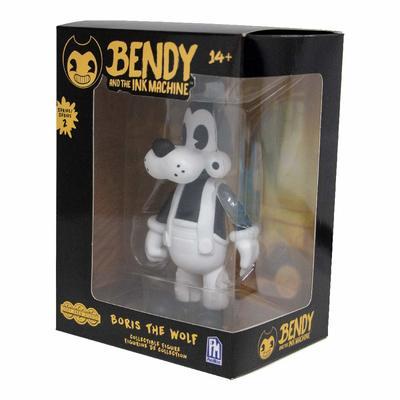Виниловая фигурка Волк Борис 2-серия (Bendy and the Ink Machine : Boris The Wolf Vinyl Figure) (фото, вид 1)