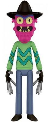 Фигурка Страшный Терри - Рик и Морти (Собери - Кромбопулос Майкл) (Funko Action Figure: Rick and Morty Scary Terry Collectible Figure) (фото, вид 1)