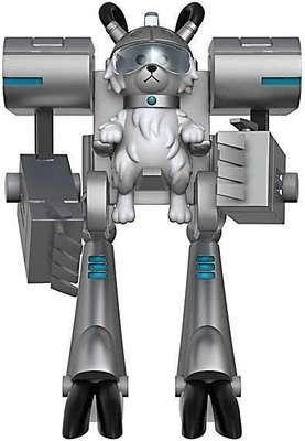 Фигурка Рик - Рик и Морти (Собери - Снафелс Снежок) (Funko Articulated Rick and Morty Rick Action Figure) (фото, вид 1)