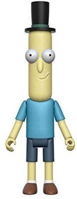 Фигурка Мистер Жопосранчик - Рик и Морти (Собери - Снафелс Снежок) (Funko Articulated Rick and Morty - Mr.Poopy Butthole Action Figure) (фото, вид 1)