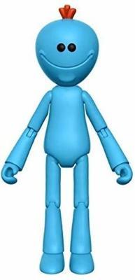 Фигурка Мистер Мисикс - Рик и Морти (Собери - Снафелс Снежок) (Funko Articulated Rick and Morty Meeseeks Action Figure) (фото, вид 1)