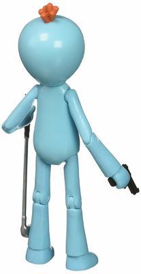 Фигурка Мистер Мисикс - Рик и Морти (Собери - Снафелс Снежок) (Funko Articulated Rick and Morty Meeseeks Action Figure) (фото, вид 2)
