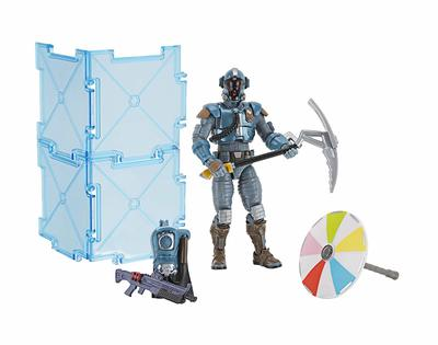 Пришелец - Комплект для выживания Фортнайт (Fortnite Early Game Survival Kit Figure Pack, The Visitor) (фото, вид 9)