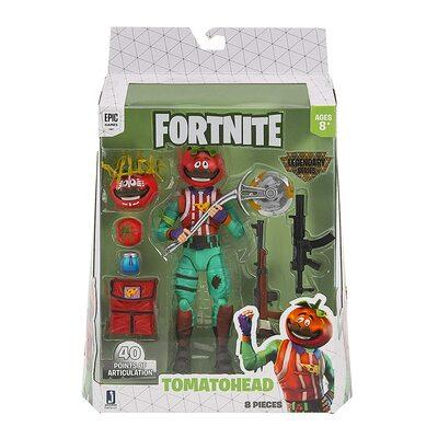 Синьор помидор - Легендарная серия Фортнайт (Fortnite Legendary Series Figure, Tomatohead) (фото, вид 1)
