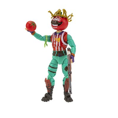 Синьор помидор - Легендарная серия Фортнайт (Fortnite Legendary Series Figure, Tomatohead) (фото, вид 2)
