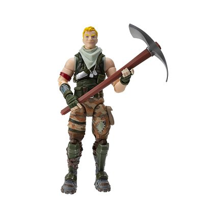 Джонси - Легендарная серия Фортнайт (Fortnite Legendary Series Figure, Jonesy) (фото, вид 2)