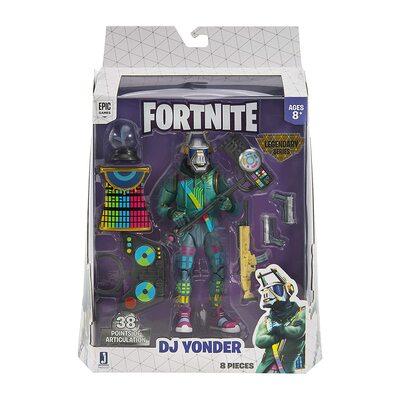 DJ Yonder (Эм Си Лама) - Легендарная серия Фортнайт (Fortnite Legendary Series Figure, DJ Yonder) (фото, вид 1)