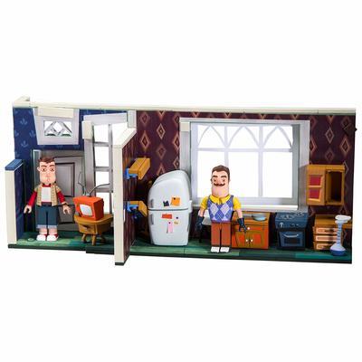 Конструктор Привет Сосед - дом соседа (McFarlane Toys Hello Neighbor The Neighbor's House Large Construction Set) (фото, вид 2)