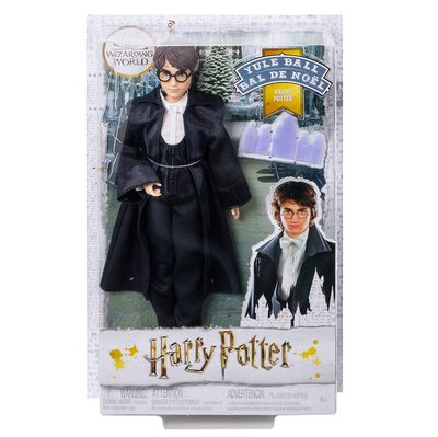 Кукла Гарри Поттер - Святочный Бал (Harry Potter Yule Ball Doll) (фото, вид 1)