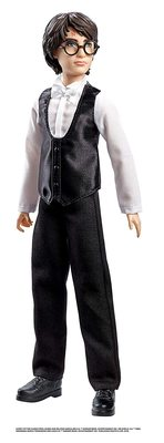 Кукла Гарри Поттер - Святочный Бал (Harry Potter Yule Ball Doll) (фото, вид 3)