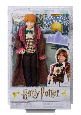 Кукла Рон Уизли - Святочный Бал (Harry Potter Ron Weasley Yule Ball Doll) (фото, вид 1)