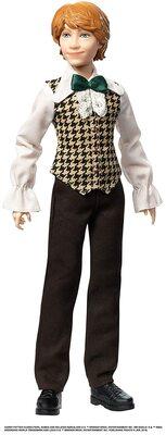 Кукла Рон Уизли - Святочный Бал (Harry Potter Ron Weasley Yule Ball Doll) (фото, вид 2)