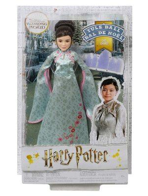 Кукла Чжоу Чанг - Святочный Бал (Harry Potter Cho Chang Yule Ball Doll) (фото, вид 1)