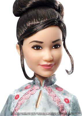 Кукла Чжоу Чанг - Святочный Бал (Harry Potter Cho Chang Yule Ball Doll) (фото, вид 2)